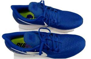 Nike Zoom Pegasus 35 Running Shoes Royal Blue White 942851-404 Men's Size 14