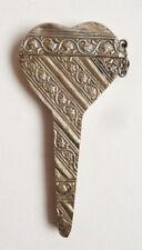 Boite étui à Ciseaux de couturière 18e siècle argent chatelaine silver scisssors