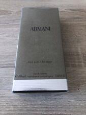 Giorgio Armani Armani Eau Pour Homme Edt Eau de Toilette Spray 150ml NEU/OVP