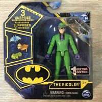 Spin Master DC The Riddler 4 Inch Figure Creature Chaos 1st Edition New Wave NIB