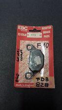 EBC FA173 PASTIGLIE FRENI