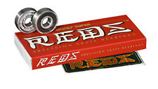 Bones Bearings - Super  REDS Bearings ( 8 pack )  608 8mm