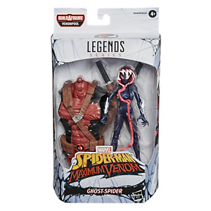 Marvel Venom Legends Ghost-Spider Action Figure   - Brand New