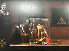 Malta Stamps - Miniature Sheets 20th July 2007