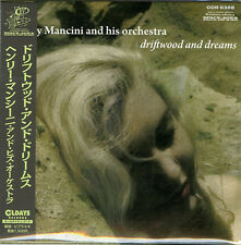 HENRY MANCINI AND HIS ORCHESTRA-DRIFTWOOD AND DREAMS-JAPAN MINI LP CD C94