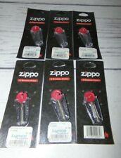 Zippo Flints Original Zippo Lighter Refill Accessories 6 Carts with 36 Flints