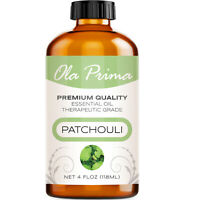 Patchouli Essential Oil - Multiple Sizes - 100% Pure - Amber Bottle