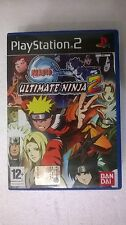 PS2 SONY PLAYSTATION 2 NARUTO ULTIMATE NINJA 2 - BANDAI -
