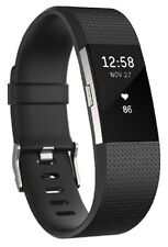 "Fitbit Charge 2 Heart Rate & Activity Tracker - Small (5.5""–6.7"") / Black"