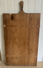 More details for lovely vintage french/belgian cutting/chopping bread board