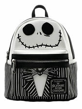 Loungefly Disney Nightmare Before Christmas Jack Skellington Mini Backpack Purse