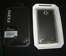 INCIPIO - OCTANE PURE CASE - FOR BLACK BERRY PRIV  CLEAR/GREY           (C135)