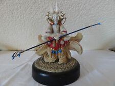 Magic The Gathering Resin Statue Figure Eight Tails Kamigawa rare