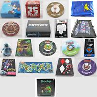 Exclusive Loot Crate Collectables. Aliens. Science. Geek. Marvel. Film. Games.