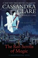 The Red Scrolls of Magic [1] [The Eldest Curses]