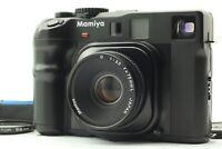 【MINT+2】 New Mamiya 6 + G 75mm f/3.5 L + Strap Filter Lens Cap From Japan 1107