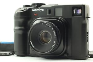【MINT+2】 New Mamiya 6 + G 75mm f/3.5 L + Strap Filter Lens Cap From Japan 1107