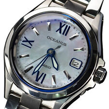 CASIO OCEANUS Radio Waves Solor OCW-70PJ-7AJF Men's Watch New in Box