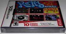 Retro Atari Classics (Nintendo DS).. Brand NEW! 10 classic games in one!!!
