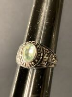 1992 Arlington High School Devils Class Ring Size 8