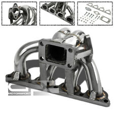 HONDA D15/D16 D-SERIES ENGINE STAINLESS T3 T3T4 TURBO MANIFOLD+WASTEGATE FLANGE