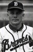 Vintage Photo 5 - Boston Braves - Ernie White