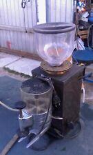 MACINA CAFFE' PROFESIONALE DA BAR CON CORRENTE 220W FUNZIONANTE
