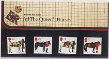GB Presentation Pack 278 1997 All The Queen's Horses