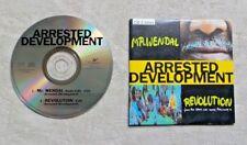 "CD AUDIO MUSIQUE / ARRESTED DEVELOPMENT ""MR. WENDAL / REVOLUTION"" CDS 2T1992"