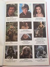 Star Wars Return of the Jedi Movie Storybook 1983 Hardcover Random House