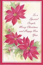 Popular Greetings Christmas Card: To a Special Couple...You're Thought Of Warmly