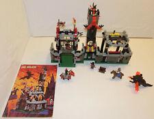 ( GO1 ) Lego 6097 Night Lord's Castle Ritterburg MIT OVP & BA GEBRAUCHT Ritter