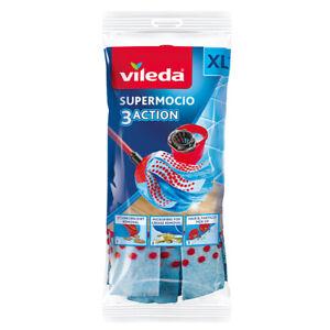 Vileda Supermocio 3Action XL REFILL ONLY (25% Extra Contact)