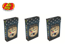 3 Boxes Harry Potter Bertie Botts Every Flavour Beans 1.2oz 35gr. Jelly Belly