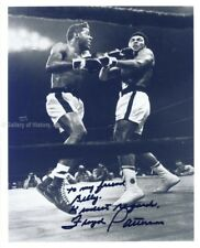 FLOYD PATTERSON - INSCRIBED PHOTOGRAPH SIGNED