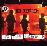 THE LIBERTINES - UP THE BRACKET  VINYL LP + DOWNLOAD NEU