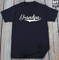 Grandpa T-shirt New Grandpa T-shirt New Grandpa Gift Fathers Day Shirt