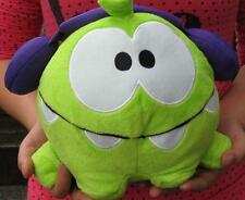 NEW CUT THE ROPE OM NOM 8inches Stuffed Plush Toy(no voice) free shipping