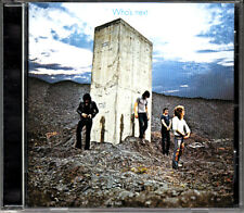"CD ALBUM  THE WHO  ""WHO'S NEXT"""