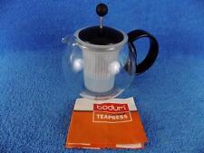Bodum Tea Press With PBA Free Plastic Cover & Filter 17 oz.  Mint !