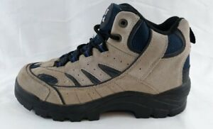 Nevados Womens Hiking Trail Boots Beige Blue Black Size 9.5