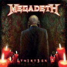 """Megadeth - Th1rt3en (NEW 2 x 12"""" VINYL LP)"""