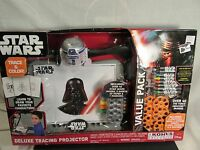 Stars Wars force awakens delux traceing projector