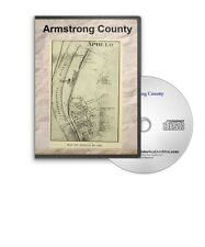 Armstrong County Apollo Pennsylvania PA History Culture Genealogy 5 Books - D357