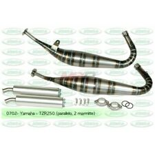 Silencer Exhaust Yamaha TZR 250 2ma Jollymoto 0702 Silencers Screw-Onto