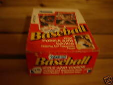 1990 Donruss Trading cards - 1 box of 36 Wax Packs