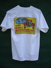 Vintage 1994 World Automotive Fair  Orlando Florida T- shirt
