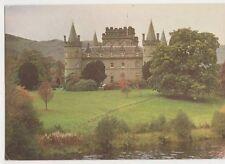 Inveraray Castle 1983 Postcard 121a
