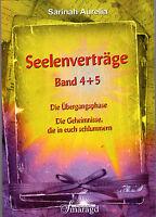 SEELENVERTRÄGE BAND 4 + 5 - Sarinah Aurelia - BUCH - NEU