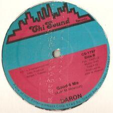 "DARON Love Like You've Never Seen 12"" Modern Soul Funk Disco on Chi Sound SEALED"